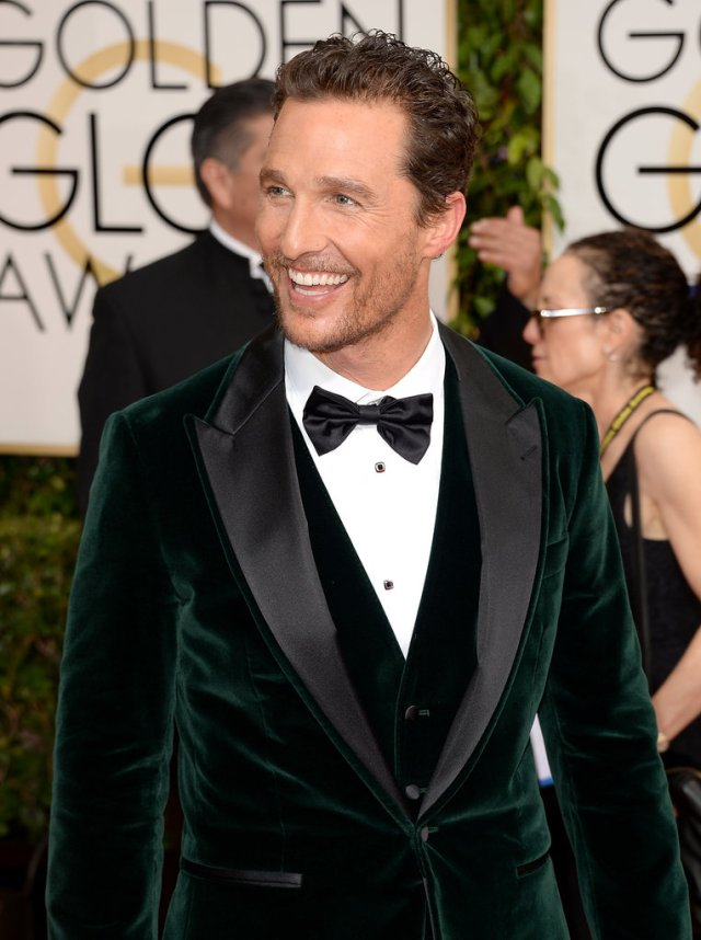2014 Golden Globe Top Male Pick! (photo from Popsugar.com)