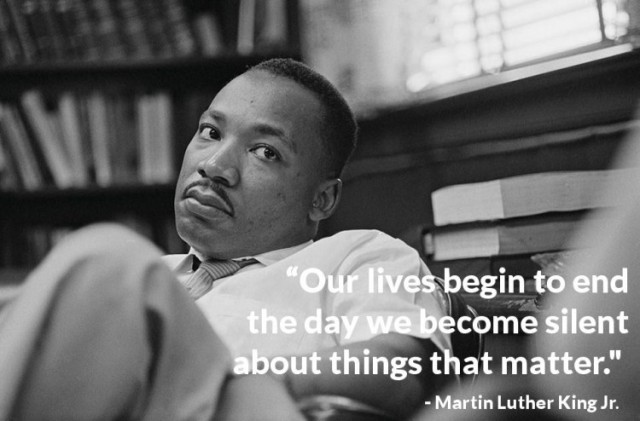 Thank You Dr King !!